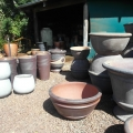 Outdoor Pots and Ornaments