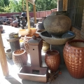 Water Features, Pots and Ornaments